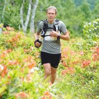 Brit Scoutmaster jogs for health, charity