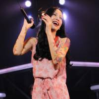 Dancing queen: Mika Nakashima always does it her way.