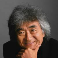 Grand vision: World-famous musician Seiji Ozawa is the ongoing conductor and director of Japan's annual classical music highlight, the Saito Kinen Festival Matsumoto, which debuted in 1992 largely due to his efforts. | SHINTARO SHIRATORI PHOTO
