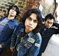 Electric Eel Shock stays metal, man