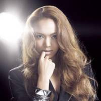 Crystal Kay is having a ball