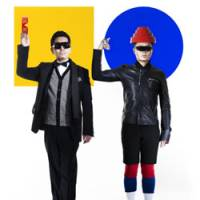 Go with the m-flo: DJ Taku Takahashi (left) and rapper Verbal will celebrate their 10th anniversary with two concerts in Tokyo.