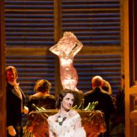 Soprano Jaho insists the show will go on