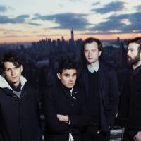 City folk: Vampire Weekend (from left: Ezra Koenig, Rostam Batmanglij, Chris Baio and Chris Tomson) will play songs from new album, 'Modern Vampires in the City,' at this month's Fuji Rock Festival.