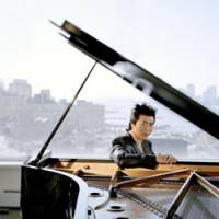 This one's for the children: Pianist Lang Lang will play a free concert as part of a UNICEF campaign in Tokyo on Monday. | FELIX BROEDE/DG
