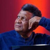 Jazz hands: Abdullah Ibrahim was discovered by jazz legend Duke Ellington.