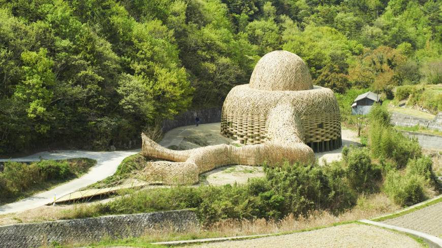 Wang Wen-Chih's 'The Light of Shodoshima' on the island of Shodoshima