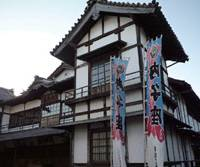 Old stager: Uchiko's 1916 kabuki theater now hosts rock concerts, too. | JEFF KINGSTON