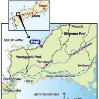 On the map: Hagi may be an out-of-the-way place, but for visitors there's plenty to see.   JAPAN TIMES GRAPHIC
