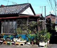 Past continuous: Prewar houses in Kyojima