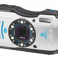 Great for the holidaymaker, the Pentax WG3 is waterproof, shockproof and crushproof.