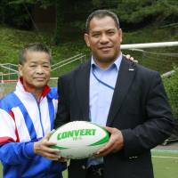 Tongan rugby retiree forged unique bonds