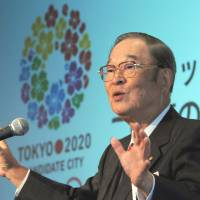 Japan Inc. backs Olympics bid: Cho