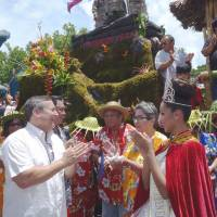 On Guam liberation day, 'colonial' U.S. riles