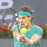 Coach says Nadal resting for U.S. Open