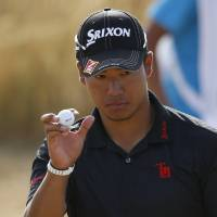 Matsuyama penalized one stroke for slow play