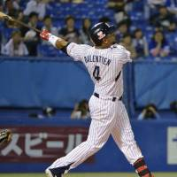 Blanco, Balentien putting up impressive homer totals