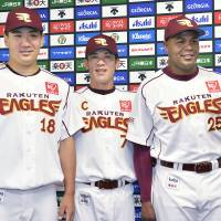 Eagles slugger Jones gets his first taste of NPB All-Star Series