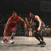 Mitsui earns trip to streetball finals at Alcatraz Island