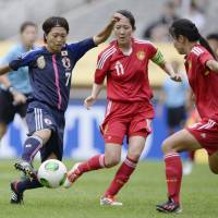 Japan rolls past China in Women's East Asian Cup opener