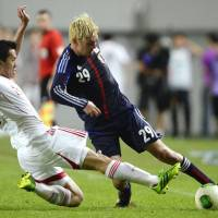 Japan's EAC opener against China ends in 3-3 draw