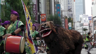 [VIDEO] 2013 Shinjuku Eisa Festival
