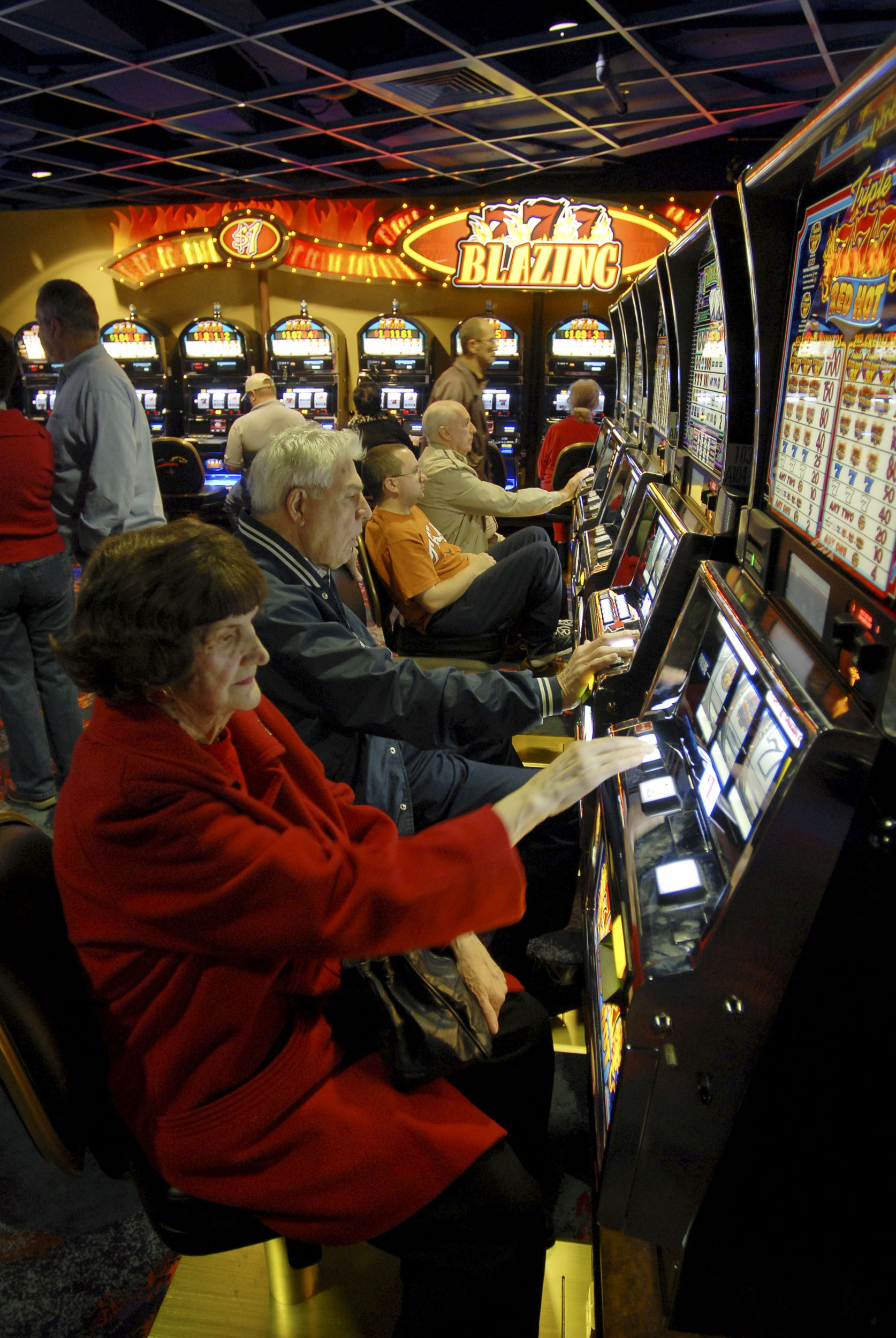 best slot machines to play at mohegan sun