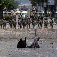 Islamists call for uprising after army kills dozens in Cairo