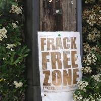 Fracking battle lines drawn in England's countryside