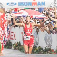 Keys to success: Practice is just one factor in achieving elite performance. Four-time Ironman triathlete world champion Chrissie Wellington didn't compete professionally until the age of 30, and won her first world championship less than a year later. | AP