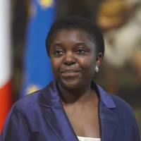 Italy's first black minister subject of banana attack