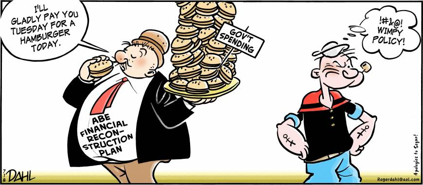 Wimpy's Policy