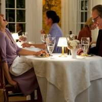Reprising romance: Meryl Streep and Tommy Lee Jones play a couple in their 60s trying to rekindle their faltering 31-year marriage in 'Hope Springs.' | © 2012 GHS PRODUCTIONS,LLC. ALL RIGHTS RESERVED (ABOVE); KAORI SHOJI