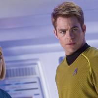 British actress Eve makes her mark on 'Star Trek'