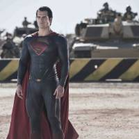 Last son of Krypton: 'Man of Steel' director Zack Snyder says that his experience of raising adopted kids gave him an insight into how alien interloper Superman (Henry Cavill) might feel. | TM & © DC COMICS. © 2013 WARNER BROS. ENT. ALL RIGHTS RESERVED.