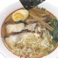 Chicken ramen to bowl you over