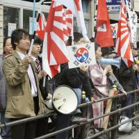 Abe and his ministers give anti-foreigner rallies tacit green light