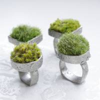 Green Friend's The Moss Ring — for those who want green fingers