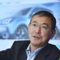 Subaru's record surge leads FHI to debate staying niche player