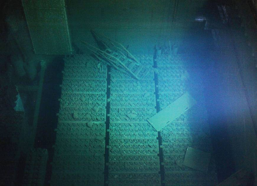 39 whack a mole 39 tepco can 39 t cut it so state steps in the for Pool design reactor