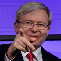 Rudd: 'No place' for sexism in Australia