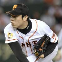Giants bounce back in win over BayStars