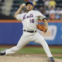 Dice-K shelled in Mets debut