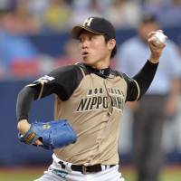 Yoshikawa leads Fighters past Buffaloes
