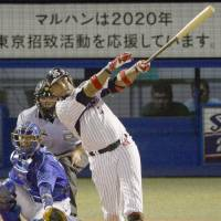 Balentien belts 52nd home run, moves closer to single-season record