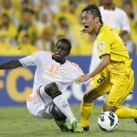 Kashiwa held in first leg of ACL quarterfinal