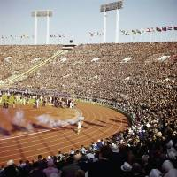 A look back at when Tokyo was awarded 1964 Olympics