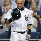 Phenomenal achievement: Ichiro Suzuki, along with Pete Rose and Ty Cobb, is one of just three men in pro baseball history to amass 4,000 hits in their career.