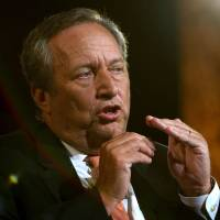 Lawrence Summers | BLOOMBERG