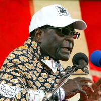 Mugabe claims huge win